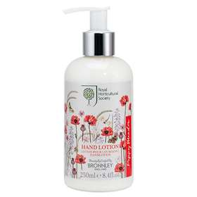 Bronnley Royal Horticultural Society Poppy Meadow Hand Lotion 250ml