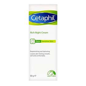 Cetaphil Rich Night face Cream 50g