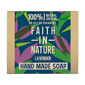 Faith in Nature Lavender Hand Made Soap 100g
