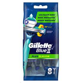 Gillette Blue11 Plus Slalom Disposable Razors 8