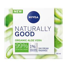 Nivea Naturally Good Day Radiance Cream Normal/Combination Skin 50ml