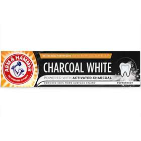 Arm and Hammer Charcoal White Toothpaste 75ml