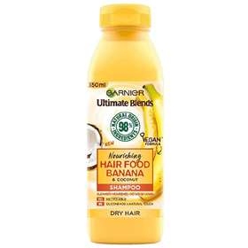 Garnier Ultimate Blends Nourishing Hair Food Banana Shampoo 350ml