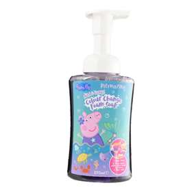 Peppa Pig Colour Change Foam Soap 250ml