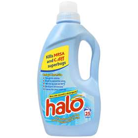 Halo Non-Bio Laundry Detergent 25 Washes 1 litre