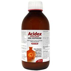 Acidex SF Aniseed Oral Suspension 500ml