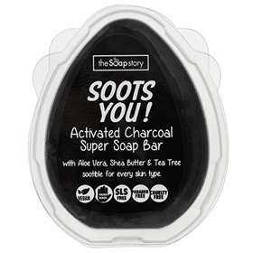 The Soap Story Soots You Soap Bar 100g