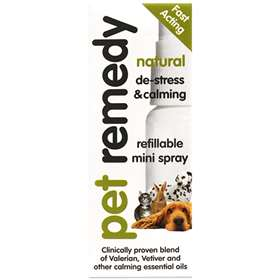 Pet Remedy De-Stress and Calming Spray 15ml
