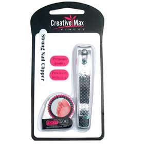 Creative Max Strong Nail Clippers 1 x Pair