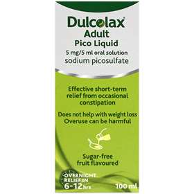 Dulcolax Adult Pico Liquid 100ml