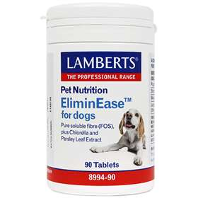 Lamberts Pet Nutrition EliminEase For Dogs 90 Tablets