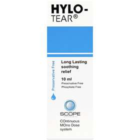 Hylo-Tear Sodium Hyaluronate 0.1 Eye Drops 10ml