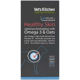 Vets Kitchen Healthy-Skin Supplement For Dogs 300ml