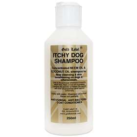 Gold Label Itchy Dog Shampoo 250ml