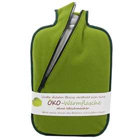 Hugo Frosch Eco Hot Water Bottle Green