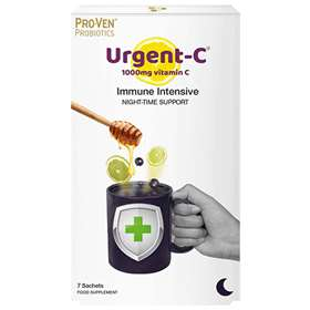 Proven Probiotics Urgent-C Immune Intensive Night-Time Support 7 Sachets