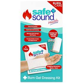 Safe and Sound Burn Gel Dressing Kit SA4084
