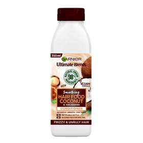 Garnier Ultimate Blends Smoothing Hair Food Conditioner 350ml