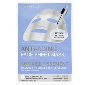 Danielle Creations Anti-Aging Face Sheet Mask