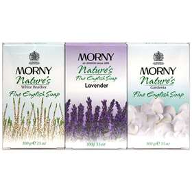 Morny Natures Mixed Soaps 3x100g