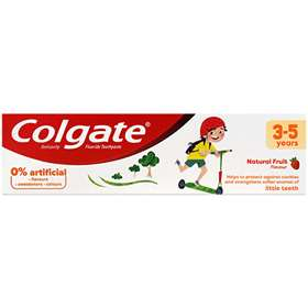 Colgate Little Teeth 3-5 Years Toothpaste 75ml
