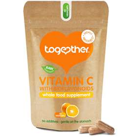 Together Vitamin C With Bioflavonoids 30 Vegecaps