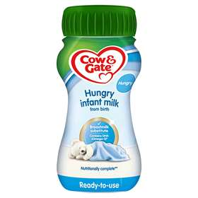 Cow & Gate Hungry Infant Milk Ready to Use 200ml