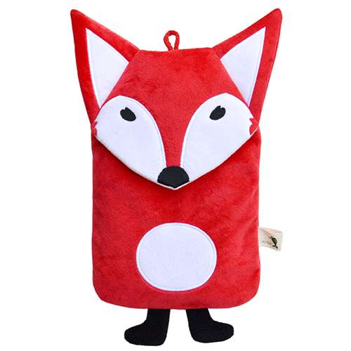 Vitamins & Supplements Hugo Frosch Junior Hot Water Bottle Red Fox x 1