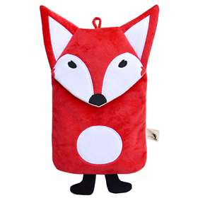 Hugo Frosch Junior Hot Water Bottle Red Fox x 1