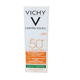 Vichy Capital Soleil Facial Mattifying 3 in 1 SPF50 50ml