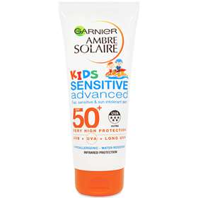 Ambre Solaire Kids Sensitive Advanced SPF50plus Sun Cream 200ml