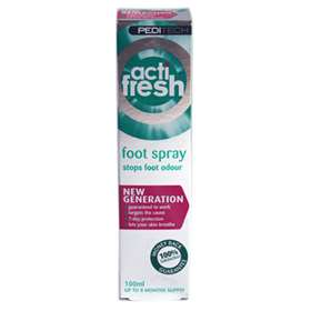 Peditech Acti-fresh Spray 100ml