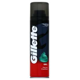 Gillette Shave Gel Regular