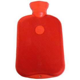 Hot Water Bottle Double Ribbed