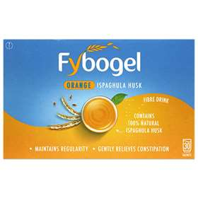 Fybogel Orange Flavour Drink 30 sachets