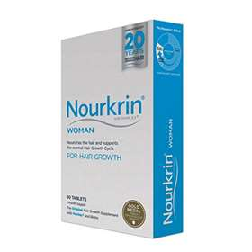 Nourkrin Women (60 Tablets)