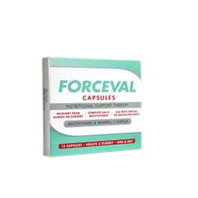 Forceval Capsules 15